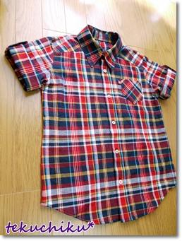 ウエスタンシャツ 半袖