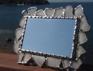 20120825シーグラスの鏡