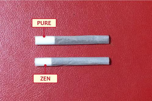 ZEN, ZEN_MENTHOL_FILTER_REGULAR, ゼン, ゼン・メンソールフィルター・レギュラー 手巻きタバコ フィルター RYO