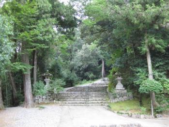 皇大神社参道