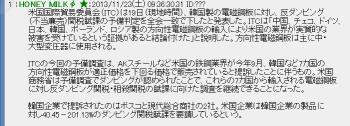 米で反ダンピング関税の仮決定