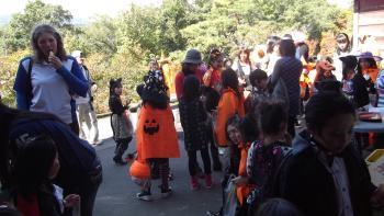 ハロウィン天龍峡2