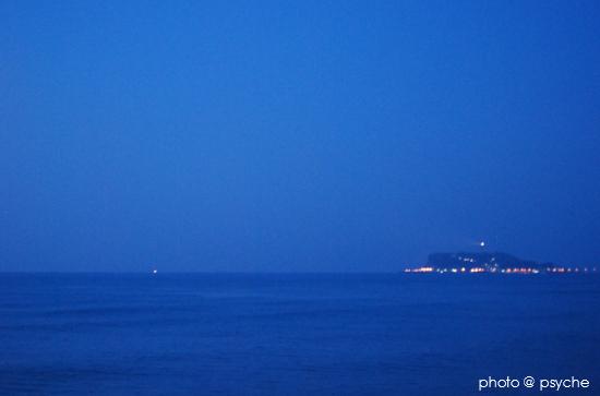 Timeless  Blue.
