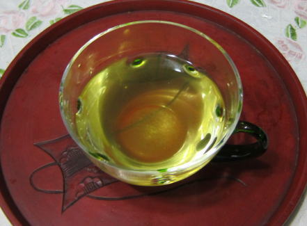 今年の新茶