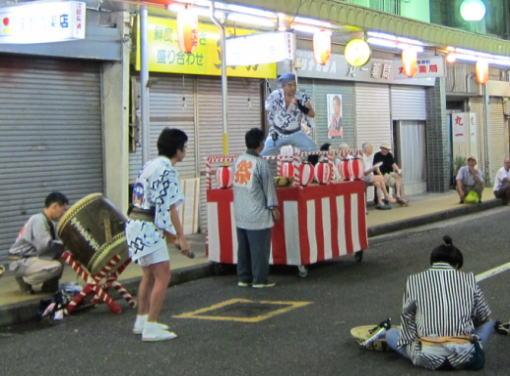 次郎長祭り?