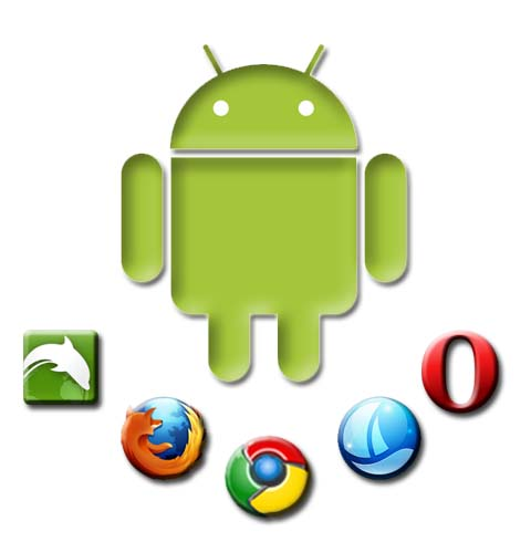 Android-Browser