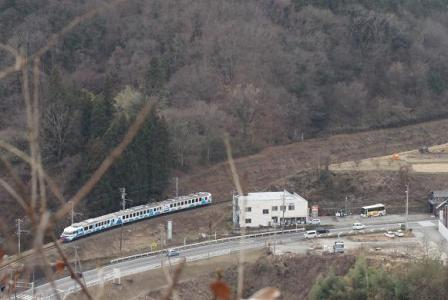 菊花山から富士急①