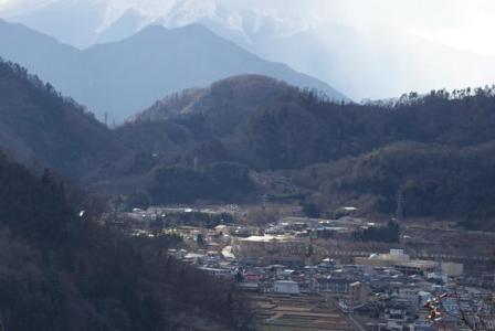 菊花山から富士急③