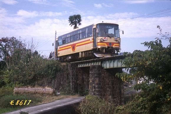w有田鉄道ハイモ180 Z490P-04