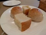 ANTICA OSTERIA DEL'ALBAパン