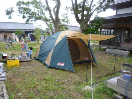 サバイバル・キャンプ テント