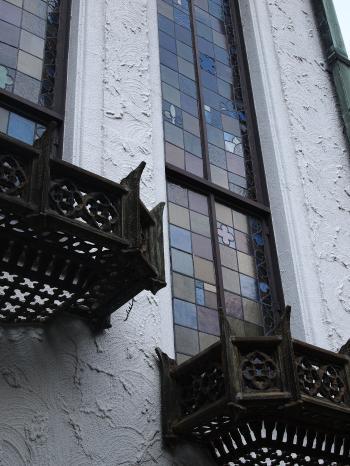 赤坂プリンス旧館ステンドグラス