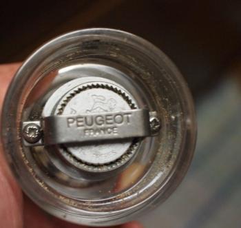 プジョーのペッパーミル3