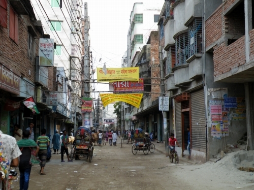 バングラディッシュ ダッカ 観光