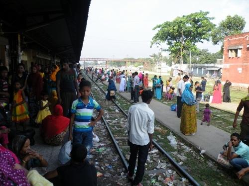 バングラディッシュからインド