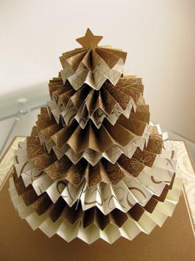 Medallion Christmas Tree - 紙でつくる ... : クリスマス 飾り ペーパークラフト : すべての講義