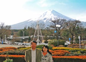富士山2011