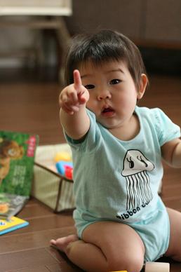 2009 07 01 百香10ヶ月 blog06