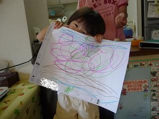 2010 07 23 絵画コンクール tibi01