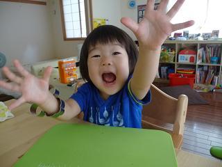 2010 08 14 クッキー作り tibi02