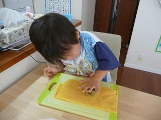 2010 08 14 クッキー作り tibi03