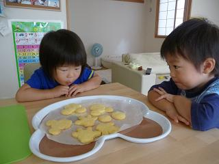 2010 08 14 クッキー作り tibi05