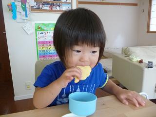 2010 08 14 クッキー作り tibi06