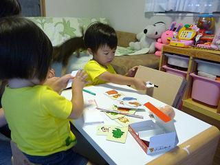 2010 08 14 クッキー作り tibi07