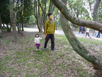 2010 10 17 大泉緑地 tibi01