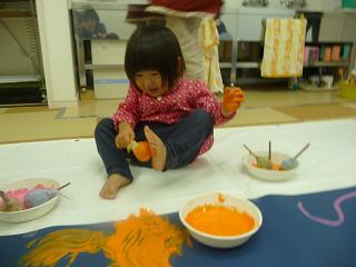 2010 10 20 アート教室体験 tibi01
