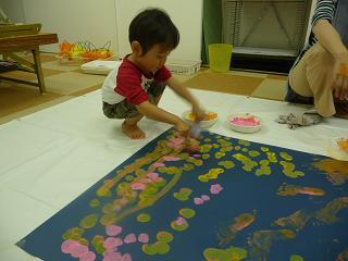 2010 10 20 アート教室体験2 tibi05
