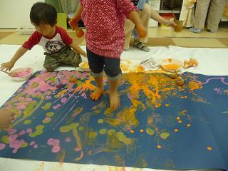 2010 10 20 アート教室体験2 tibi07
