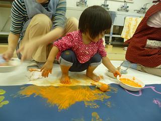2010 10 20 アート教室体験2 tibi01