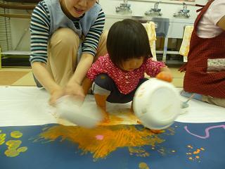2010 10 20 アート教室体験2 tibi02