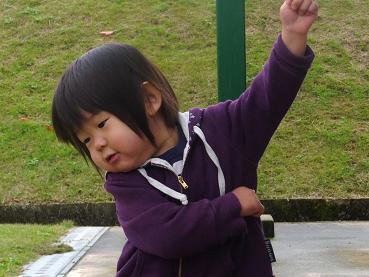 2010 10 31 みかん狩り2 tibi04