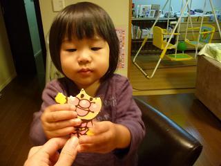 2010 11 27 ケーキでお祝い tibi03