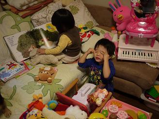 2010 12 03 チョッパー7歳3 tibi03