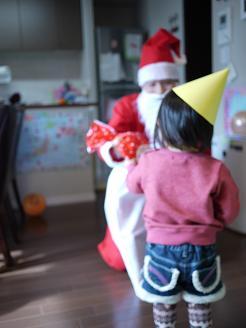 2010 12 16 クリスマス会 tibi05