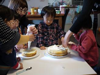 2010 12 16 クリスマス会 tibi06
