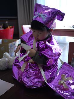 2010 12 20 サンダルとドレス3 tibi01