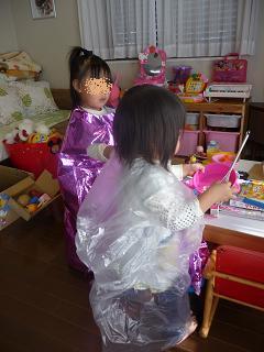 2011 01 14 粘土あそび tibi01