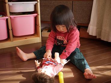 2011 01 30 モモ2歳5ヵ月 tibi03