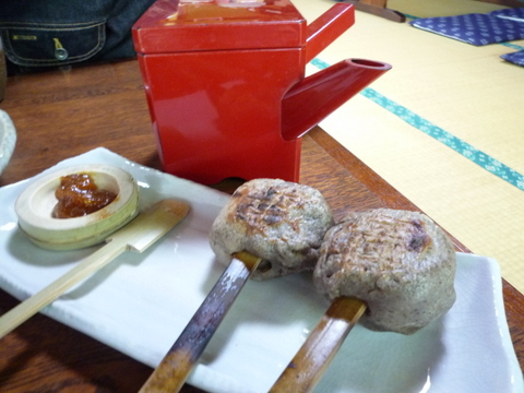 白鷹町のお蕎麦 (4)