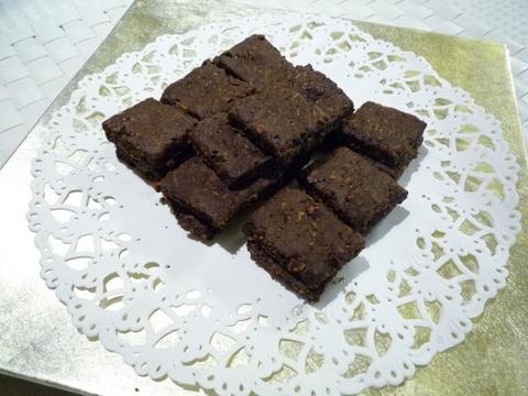 キャロブデーツココナツクッキー (2)