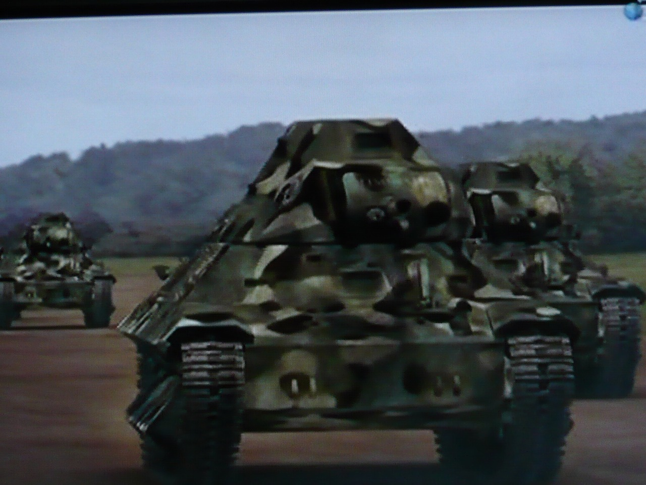 ボービントンのティーガーⅠ  ( タイガー戦車) Tiger Tank 131 at Bovington
