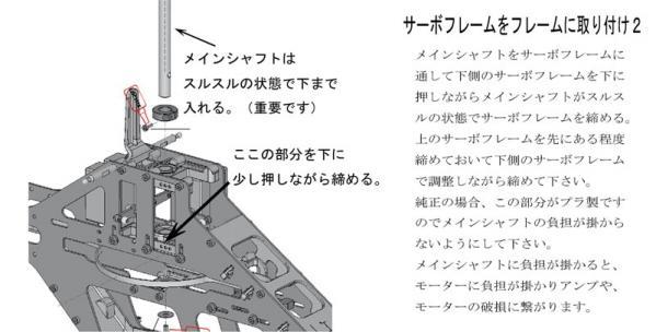 5.サーボフレームをフレーム2