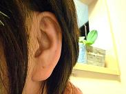 耳が・・・