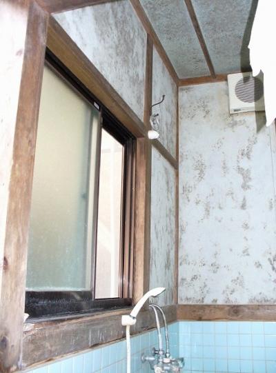 12-05-18 M邸施工前:窓廻り