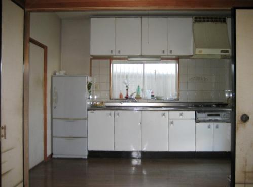 (前)キッチン