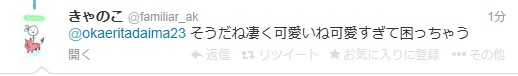きゃのこ twitter2